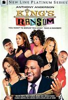 "Kings Ransom (DVD, 2005) Anthony Anderson,Jay Mohr  ""New"""