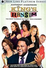 Kings Ransom (DVD, 2005) Anthony Anderson, Jay Mohr  ***Brand NEW!!***