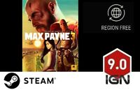 Max Payne 3 [PC] Steam Download Key - FAST DELIVERY
