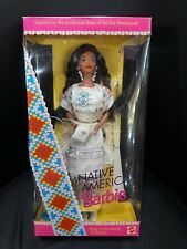Native American 1st Edition 1992 Barbie Doll