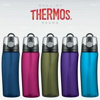 Thermos Intak Hydration Water Bottle with Meter 710ml BPA Free