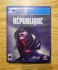 Republique for PlayStation 4 - Sony PS4 **FREE FAST SHIPPING**