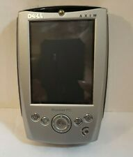 Dell Axim X5 Pocket Pc Handheld Untested Parts only
