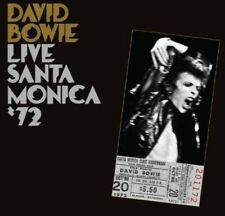David Bowie - Live Santa Monica 72 [New CD] Ltd Ed