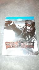 Pirates of the Caribbean: At Worlds End Blu-ray 2-Disc Set Steelbook Futureshop