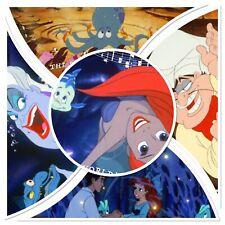 Disney Collect Topps Digital The Little Mermaid - Songs Of Die-Cuts w/award
