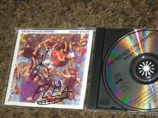 Rare Red Hot Chili Peppers RHCP signed Freaky Styley CD Flea & Anthony Kiedis