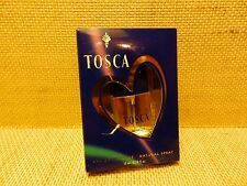 Tosca      Eau de Toilette  Natural  Spray        10 ml      Neu    +   Karton