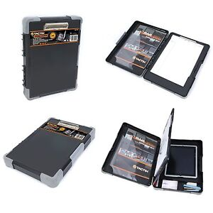 Tactix CLIPBOARD ORGANISER for Documents Stationary & Tablet Device