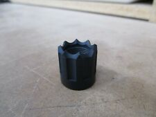.578-28 Fits 1911 Threads VIPER Style Black Aluminum THREAD PROTECTOR LongShot