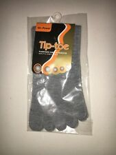 Gray Toe Socks Warm Winter