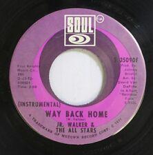 Soul 45 Jr. Walker & The All Stars - Way Back Home / Way Back Home On Soul