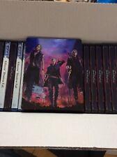 Devil May Cry 5 Deluxe Steelbook edición (PS4/Xbox/CD) Nuevo (Steelbook solamente) Raro