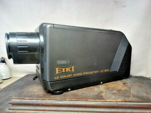 Eiki LC Color Video Projector LC-300 With Hard Case