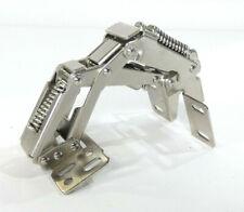 D.G.N. 2965 Scharnier für Wohnmobil | Soft-Closing System | B 67 mm x H 71 mm