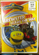 Chuggington: Brewster Leads the Way  / New and Sealed
