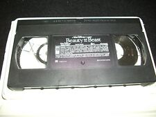 BEAUTY and the BEAST<>WALT DISNEY Classic<>RARE VHS VIDEO TAPE  ° VHS 1325 cc