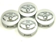 "4 pcs, Toyota, Wheel Center, Hub Cap, Silver, 62 MM, 2.44"", Camry Corolla Avalon"