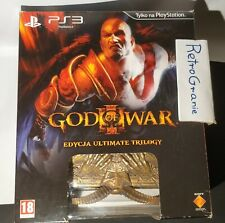 GOD OF WAR III: ULTIMATE TRILOGY COLLECTOR'S EDITION  (PS3)