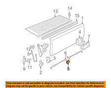 GM OEM Tail Gate Tailgate Hatch-Handle Retainer Clip 15545178