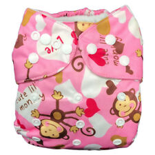 IXYVIA Baby Cloth Diapers Resizable Adjustable Washable Pocket Nappies #10