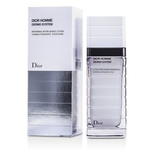NEW Christian Dior Homme Dermo System After Shave Lotion 100ml Mens Skin Care