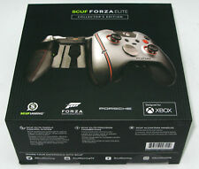 SCUF Forza 7 Elite Collector's Edition Leather Xbox One Controller