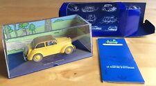 Voiture TINTIN n°19 L'Opel Olympia cabriolet Atlas 2003 Très bon état