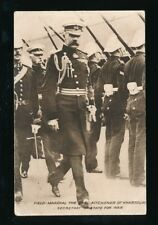 Military WW1 FIELD-MARSHALL KITCHENER Secretary of State for War PPC
