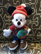 Mickey Mouse Hoilday Friend Plush Toy