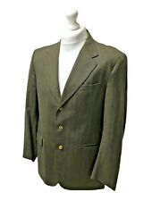 Christian Dior Vintage Mens Virgin Wool Blazer Suit Jacket Size UK M 40 (IT 50)