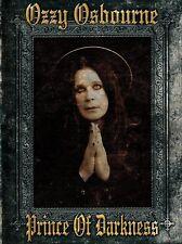 OSBOURNE OZZY PRINCE OF DARKNESS COFANETTO 4 CD + BOOK 58 PAGINE NUOVO SIGILLATO