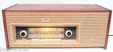 vintage* SIEMANS TYP-RB21 FAB SOUNDING AM, FM, SW TUBE RADIO - Mid Century Mod