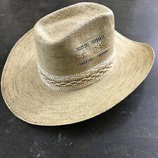 464ed6b59 Stetson Cowboy Straw Vintage Hats for Men for sale   eBay