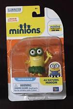 Minions Au Naturel Minion Poseable Action Figure Minion Despicable Me