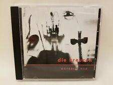 Die Kreuzen - October File (1990 CD) Very Good Condition