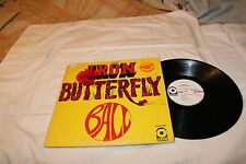 Iron Butterfly Promo LP with Gatefold Cover-BALL
