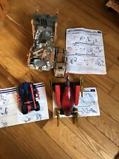 Gi Joe Vintage Lot Of Complete  Vehicles With Blueprints 3