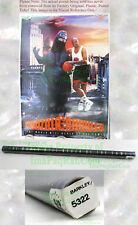 NITF SEALED Nike Poster ☆ Charles Barkley Vs. Godzilla ☆ #5322 w Original Label