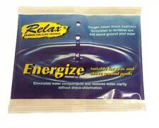 Energise - Oxidiser Clarifier hot Tub Spa water treatment