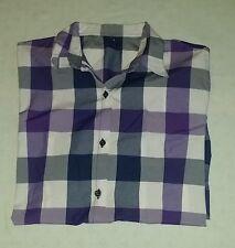 Figurbetonte Langarm Herren-Freizeithemden & -Shirts aus Polyester
