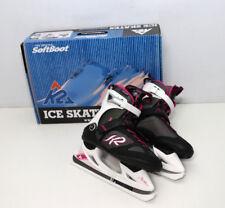 K2 Schlittschuhe Alexis Ice Pro Damen Schlittschuhe, Schwarz-Pink, 39,5 EU
