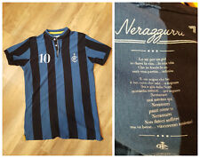 Maglia FC INTER CELEBRATIVA vintage soccer football COOLLIGAN