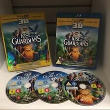 Rise Of The Guardians 3D Blu-ray - Fast and Free Delivery