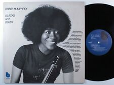 BOBBI HUMPHREY Blacks And Blues BLUE NOTE LP >