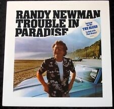 RANDY NEWMAN Trouble In Paradise LP