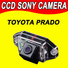 CCD car reverse rear view camera for Toyota Land Cruiser 120 Prado auto kamera