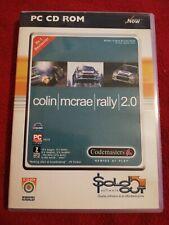 Colin McRae Rally 2.0 PC Spiel Disk VGC Autos Racing