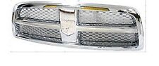 2009 2010 2011 2012 Ram 1500 Grille Chrome with Black Honeycomb CH1200326