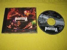 PANTERA Mouth For War CD Single 1992 CD Single Rock Thrash Metal